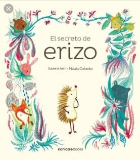 Portada El Secreto de Erizo