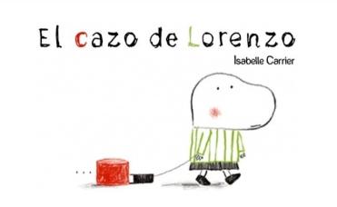 """Portada """"El cazo de Lorenzo"""""""