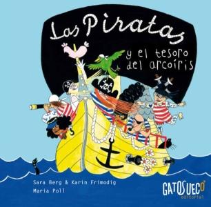 Portada Las Piratas y el Tesoro del Arcoíris
