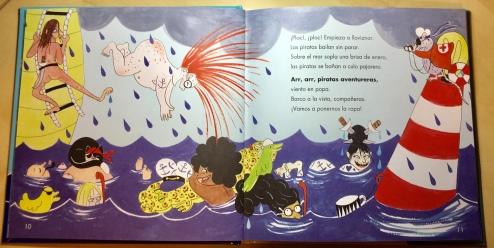 Imagen 1 Las Piratas y el Tesoro del Arcoíris