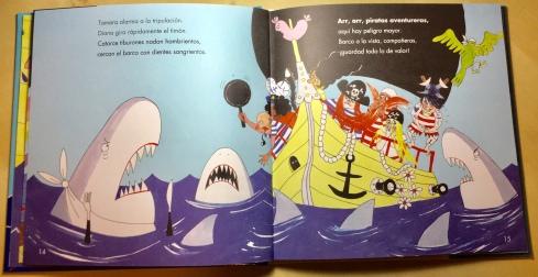 Imagen 2 Las Piratas y el Tesoro del Arcoíris