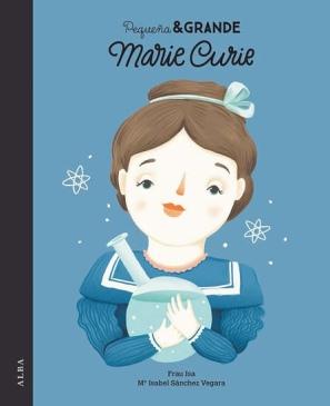 Portada Marie Curie