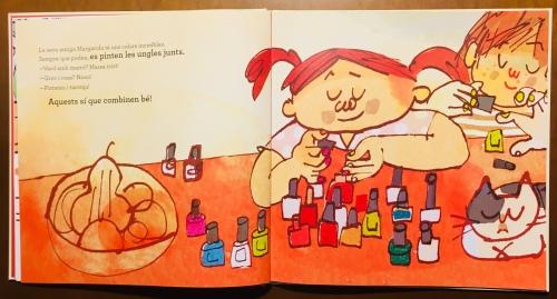 contenido 2 uñas de colores