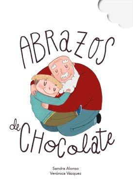 portada abrazos de chocolate