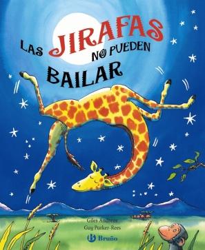 portada jirafas no pueden bailar