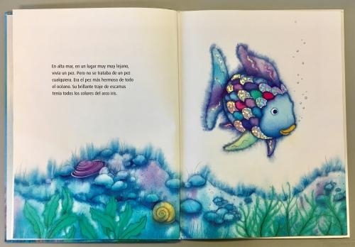 contenido 1 pez arcoiris