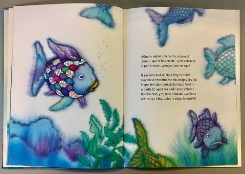 contenido 2 pez arcoiris