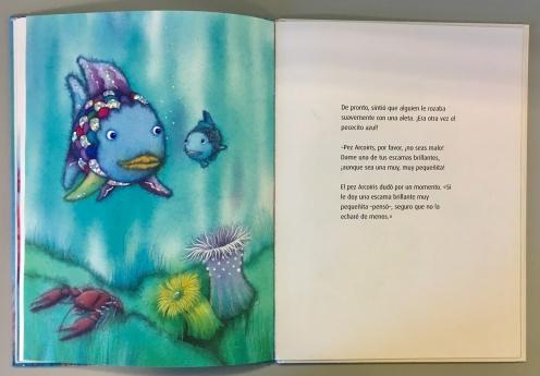 contenido 4 pez arcoiris