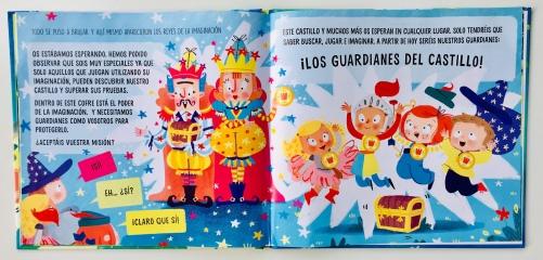 contenido 6 guardianes castillo