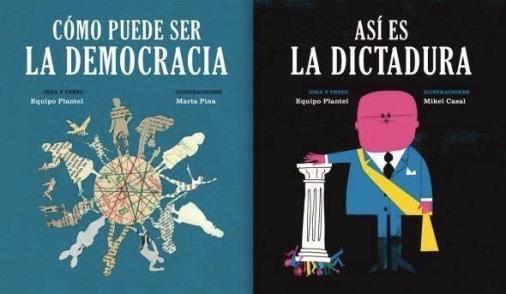 portada democracia dictadura