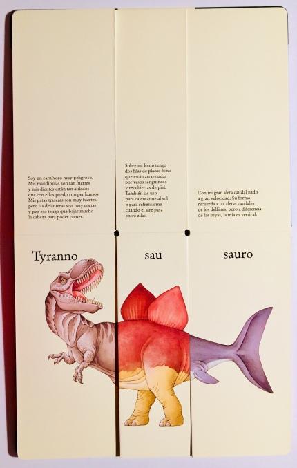 contenido 5 los combisaurios